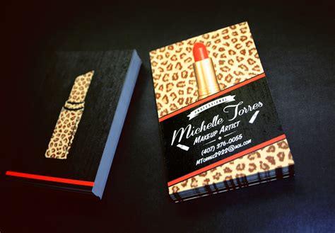 Makeup Artist Business Card By Vsmj On Deviantart