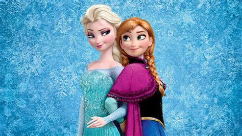 Anna Et Elsa De La Reine Des