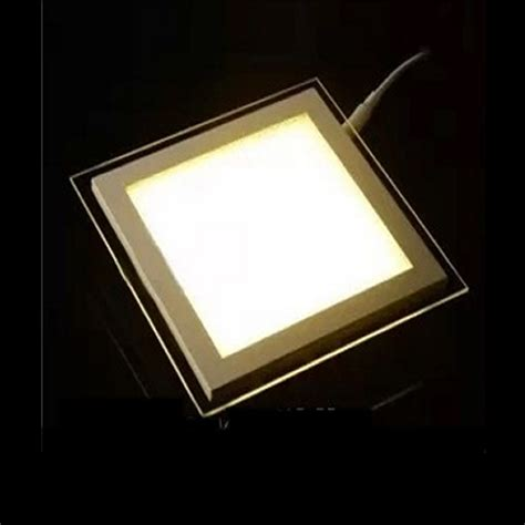 how to install acrylic lighting panels splevisi dimmable 6w 12w 18w led ceiling recessed