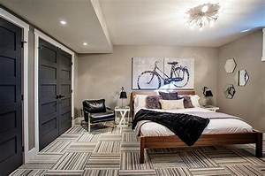 30 masculine bedroom ideas freshome With interior design male bedroom