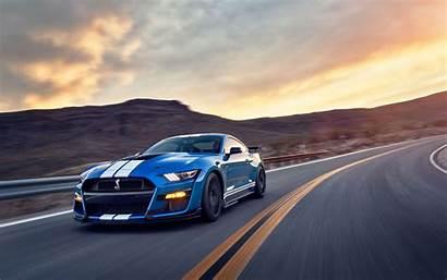 Mustang Ford Gt500 Shelby 5k Hellcat 4k