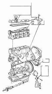 Volvo 240 Valve Cover  B17  B19  B21  B23  B21f 498576