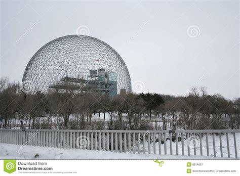 cupola geodetica fuller cupola geodetica pi 249 piena di buckminster immagine stock