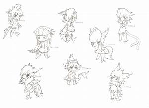 Printable Coloring Pages All Pokemon Eevee Evolutions ...