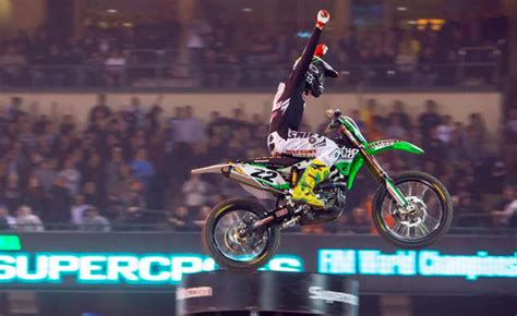 ama motocross 2014 results 2014 ama supercross anaheim 2 results motorcycle com news