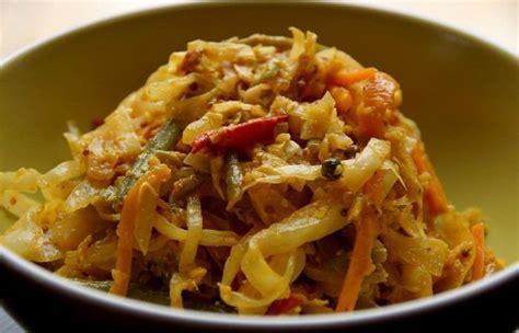 idee plat a cuisiner achards créoles de légumes recette dukan pl par spicy