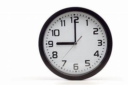 Clock Analog Clocks Showing Oclock Radio Read