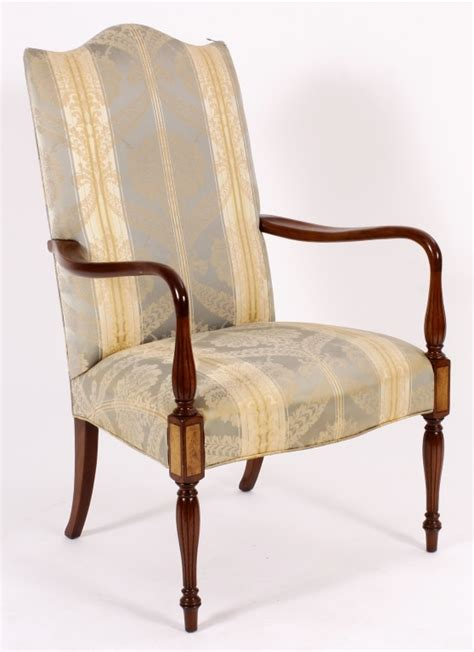 martha washington chair by hickory chair co