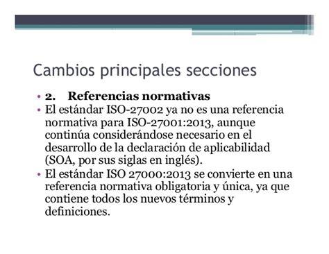 Definiciones Iso 27001 Resumen by Ntc Iso Iec 27001