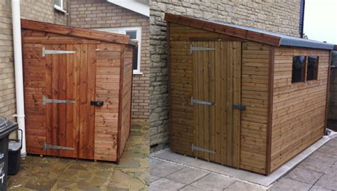lean to shed lean to sheds free fitting delivery beastsheds co uk
