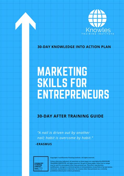 marketing skills course marketing skills for entrepreneurs course in