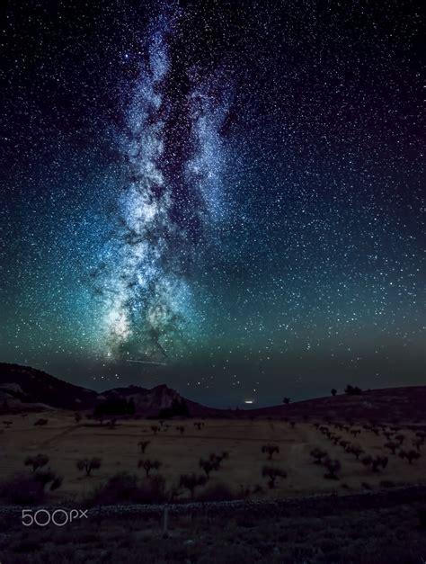The Galaxy Show Milky Way Simi Best View Black