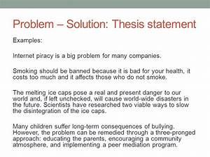 dissertation problem statement