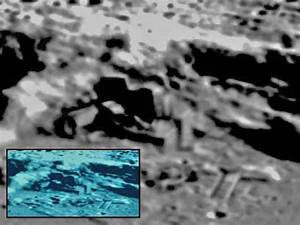 More Moon Structures Allegedly Discovered (Video ...