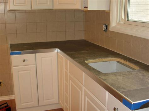 Ceramic Tile Kitchen Design