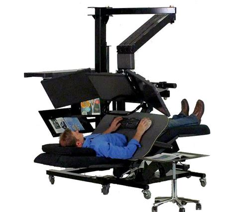 zero gravity workstation 2