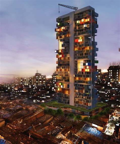 home home interior design llp shipping containers as housing solution in dharavi slum