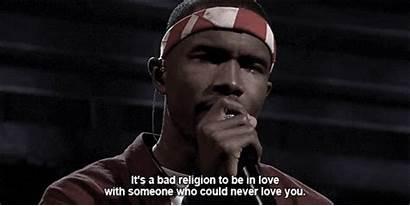 Religion Bad Frank Ocean Tyler Creator Quotes