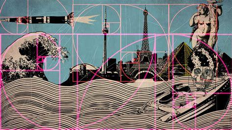 Der Goldene Schnitt Architektur by Der Goldene Schnitt Anja Nolte Artwork Illustration