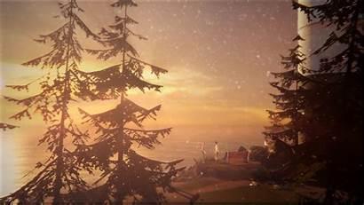 Strange Wallpapers Storm Before Screenshot Arcadia Bay