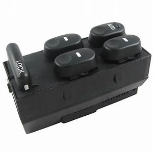 Master Power Window Switch Driver Side For Buick Century