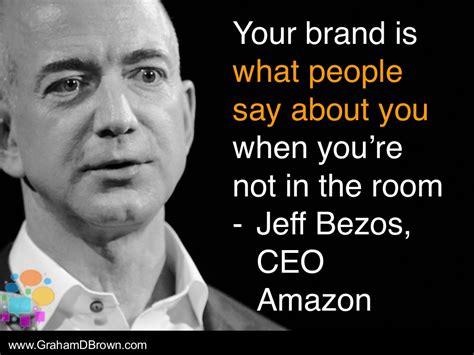 Jeff Bezos Customer Quotes