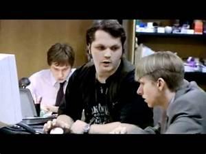 BBC Office UK I.T GUY Simon | BRUCE LEE | GO KARTING - YouTube