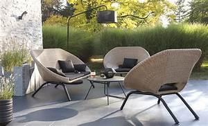 Mini Salon De Jardin : castorama salon de jardin inds ~ Teatrodelosmanantiales.com Idées de Décoration