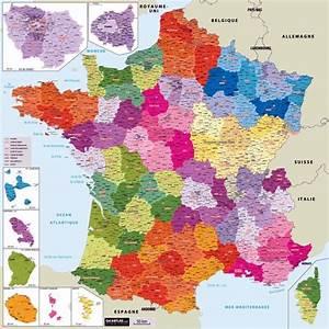 Carte De Fidélité Auchan Fr : carte de france administrative ~ Dailycaller-alerts.com Idées de Décoration