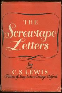 the screwtape letters cs lewis solid rock cafe and With screwtape letters book