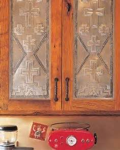 345 best rustic home decor images on pinterest kitchen With what kind of paint to use on kitchen cabinets for pressed tin wall art