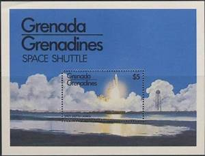 1981 Space Shuttle Stamps - Pics about space