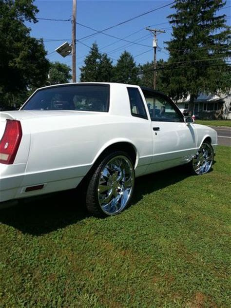 1987 monte carlo ss rims buy used 1987 chevy monte carlo ss t tops used good