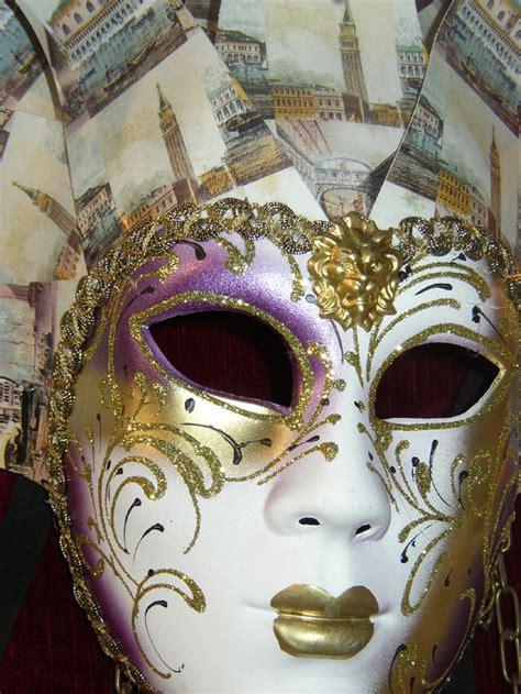 cours cuisine italienne masque de carnaval de venise italie gastronomie