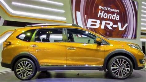 Honda Brv 2019 Hd Picture by 2017 All New Honda Brv Exterior And Interior