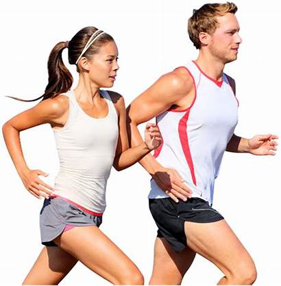 Running Jogging Transparent Woman Background Fitness Resolution