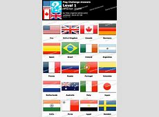 Flag Challenge Answers Game Solver
