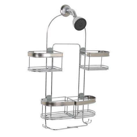 Zenith Shower Caddy Stainless Steel by Stainless Steel Shower Caddy Ebay