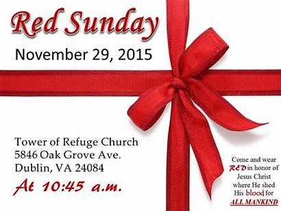 Sunday Church Iphc Refuge Tower Invites Celebrate