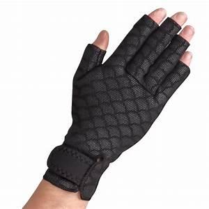 arthritis pain relief gloves hammacher schlemmer