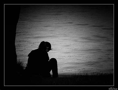 Alone Boy Backgrounds Sad Feeling Wallpapers Background