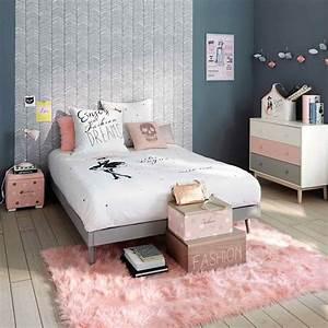 chambre d39ado rose pastel une couleur a redecouvrir en With une belle chambre de fille