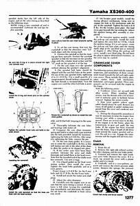 Yamaha Xs 400 1977-1982