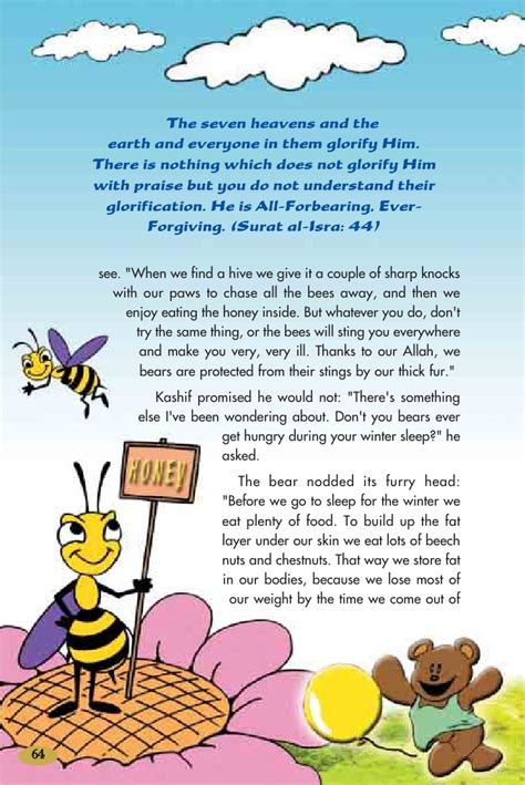 stories for with pictures matttroy 339 | harun yahya islam stories for thinking children 2 66 728