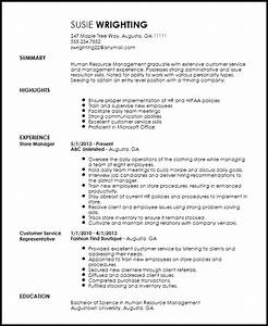 skill based resume templates free entry level recruiter resume template resume now