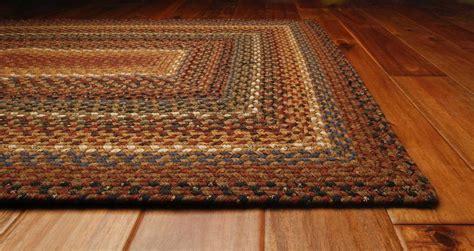 bistro bar stools homespice decor cotton braided rectangular brown area rug