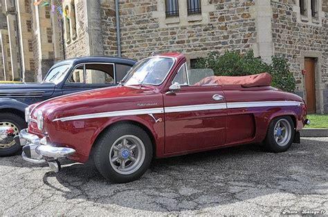 Renault Dauphine Gordini Cabriolet Cars