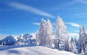 Free Download Winter Scenery PowerPoint Backgrounds ...