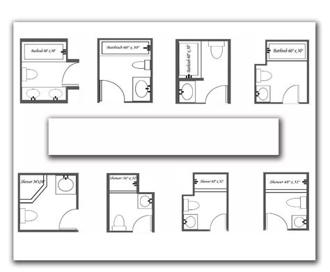 design a bathroom layout 7 beautiful bathroom layouts and designs size bathroom