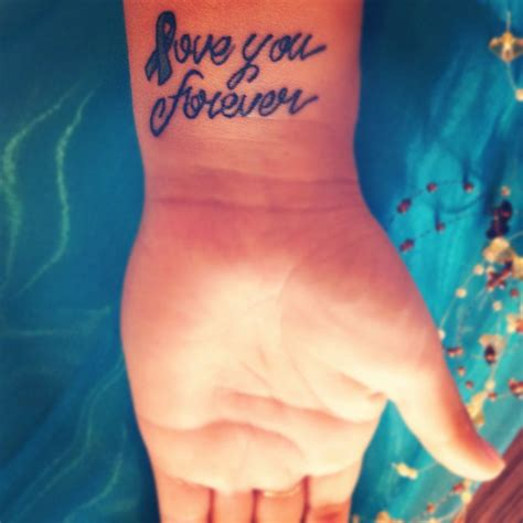 ovarian cancer tattoo ideas  pinterest purple ribbon tattoos yellow ribbon tattoos